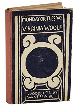 Monday or Tuesday: WOOLF, Virginia and
