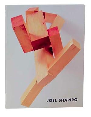 Joel Shapiro: New Wood and Bronze Sculpture: SHAPIRO, Joel and