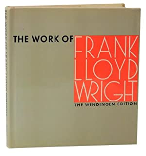 The Work of Frank Lloyd Wright: The: WRIGHT, Frank Lloyd