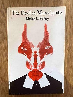 The Devil in Massachusetts: Marion L. Starkey