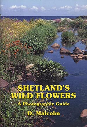 Shetland's Wild Flowers: a Photographic Guide