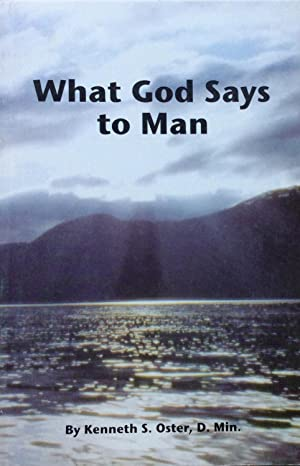 What God Says to Man