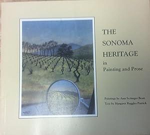 The Sonoma Heritage: Bean, Ann Scrimger,