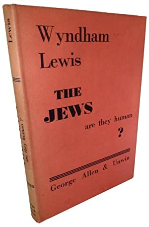 THE JEWS - ARE THEY HUMAN?: LEWIS, Wyndham