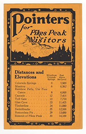 Pointers For Pikes Peak Visitors.