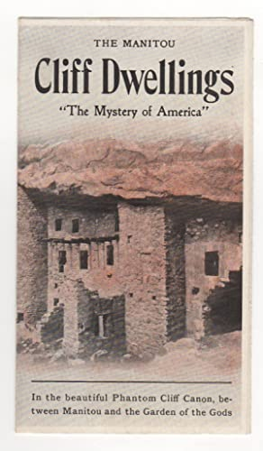 The Manitou Cliff Dwellings.