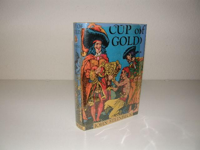 Cup of Gold Steinbeck, John