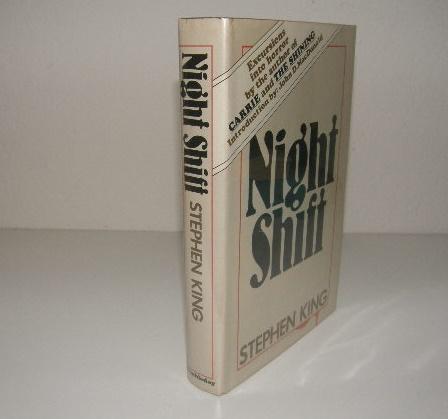 stephen king night shift book pdf