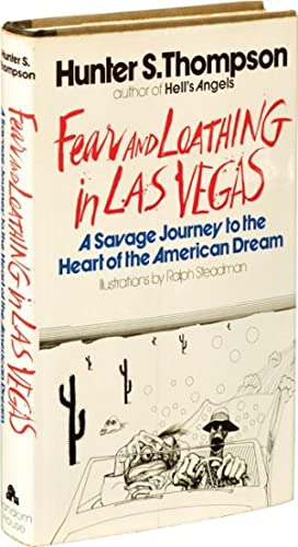 Fear and Loathing in Las Vegas: Thompson, Hunter S