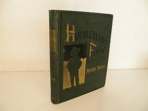 Adventures of Huckleberry Finn: Twain, Mark (Samuel