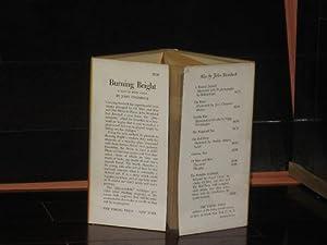 Burning Bright: Steinbeck, John