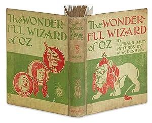 The Wonderful Wizard of Oz: Baum, Frank L.