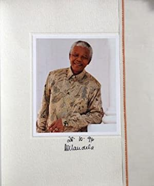 Long Walk to Freedom (SIGNED Illustrated Edition): Mandela, Nelson