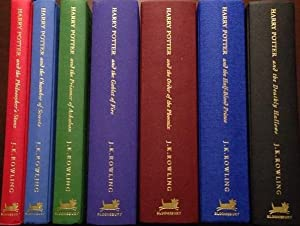 Complete set of the Harry Potter Collector's: Rowling, J.K.