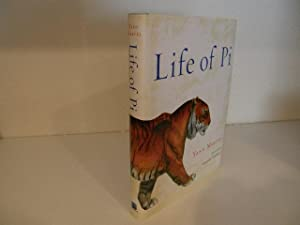 The Life of Pi (Illustrated First Edition): Martel, Yann