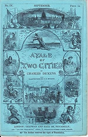 A Tale of Two Cities (in 8: Dickens, Charles
