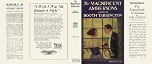 Magnificent Ambersons: Tarkington, Booth