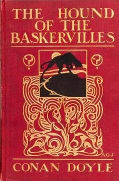 The hound of the Baskervilles: Conan Doyle, Arthur