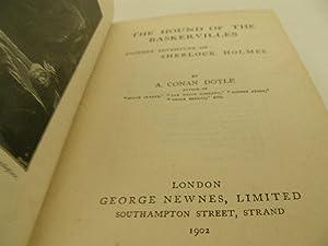 The hound of the Baskervilles: Conan Doyle, Arthur