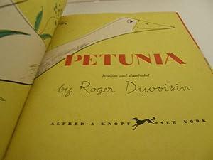 Petunia: Duvoisin, Roger