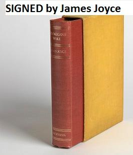 Finnegans Wake: Joyce, James