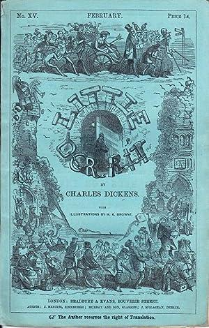 Little Dorrit (original monthly parts; 20 parts: Dickens, Charles