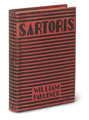 Sartoris: Faulkner, William