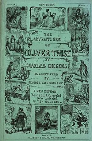 Adventures of Oliver Twist Or, The Parish: Dickens, Charles