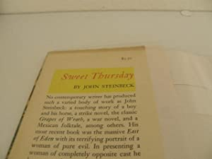 Sweet Thursday: Steinbeck , John