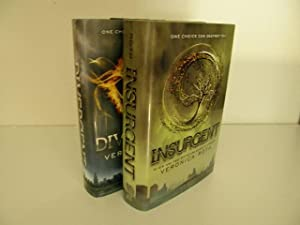 Divergent, Insurgent (Book 1 and 2 of: Roth, Veronica