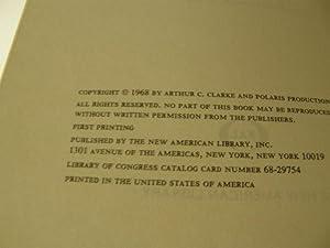 2001: A Space Odyssey: Clarke, Arthur C.