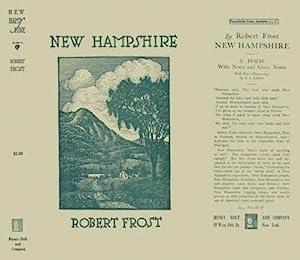 New Hampshire: Frost, Robert