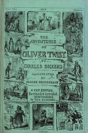 Oliver Twist, in 10 monthly parts: Dickens, Charles