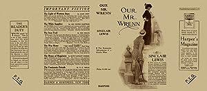 Our Mr. Wrenn: Lewis, Sinclair