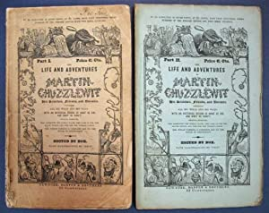 Life and Adventures of Martin Chuzzlewit (ORIGINAL: Dickens, Charles
