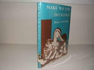 Make Way for Ducklings: McCloskey, Robert