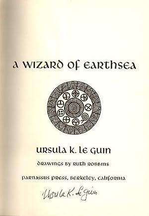 A Wizard of Earthsea: Le Guin, Ursula [LeGuin]
