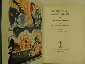 Basil Seal Rides Again: Waugh, Evelyn