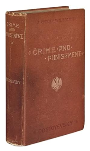 is crime and punishment a realist novel Using a socio-psychological approach, the essay explores fyodor dostoyevsky's crime and punishment the exploration highlights dostoyevsky's heavy reliance on the use of psychological realism, showing in the process the intricate interplay between psychology, sociology and literature in the novel.