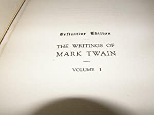 The Innocents Abroad (The Works of Mark Twain) 2 volumes only: Twain, Mark (Samuel Clemens)