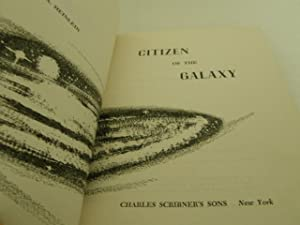Citizen of the Galaxy: Heinlein, Robert A.