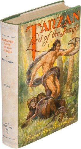 Tarzan Lord of the Jungle: Edgar Rice Burroughs