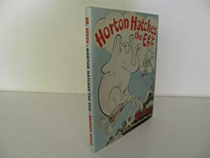 Horton Hatches the Egg: Seuss, Dr.
