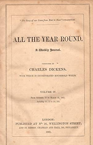 Great Expectations (All the Year Round): Dickens, Charles