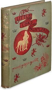 Frances Hodgson Burnett First Edition Seller Supplied Images