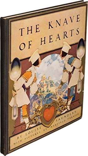 The Knave of Hearts: Saunders, Louise (Maxfield