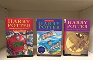Harry Potter and The Philosopher's Stone, Harry: Rowling, J.K.