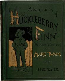 Adventures of Huckleberry Finn: Twain, Mark