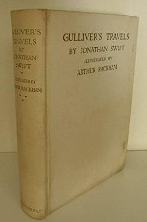 Gulliver's Travels: SWIFT, Jonathan (Rackham,