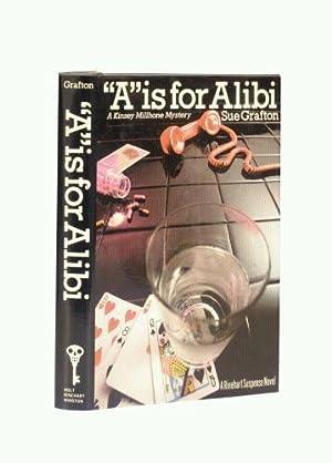 A is for Alibi: Grafton, Sue